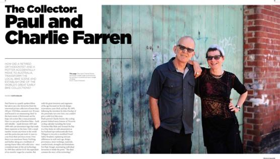 The Collector: Paul & Charlie Farren Issue 10 Treadlie Magazine