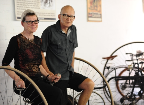 Partnership – The Farren Collection and Sheparton MotorMuseum