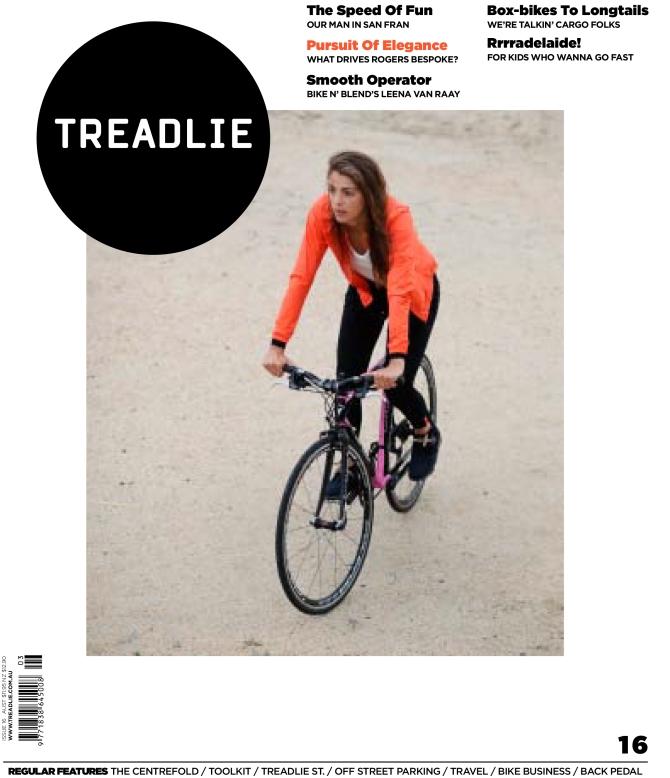 Treadlie Magazine Issue16