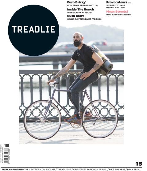 Treadlie Magazine Issue15