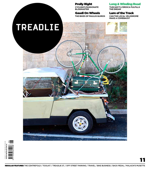 Treadlie Magazine Issue11