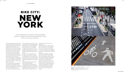 Feature: Bike City NewYork