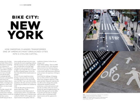 Feature: Bike City New York
